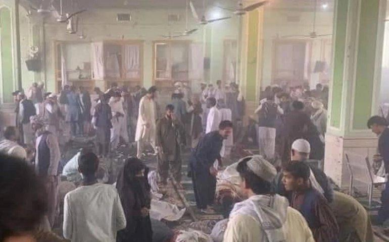 В Афганістані прогримів потужний вибух у мечеті