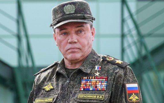 Война без «доктрин». Как генерал Герасимов себе имидж сделал