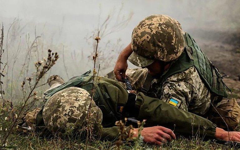 Бойовики вісім разів порушили режим «тиші» на Донбасі