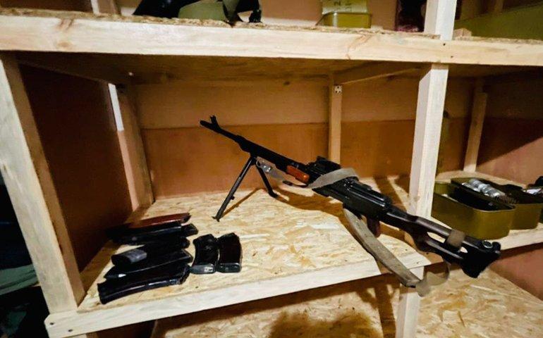 СБУ затримала банду, яка скоювала зухвалі напади на банки та інкасаторські автомобілі