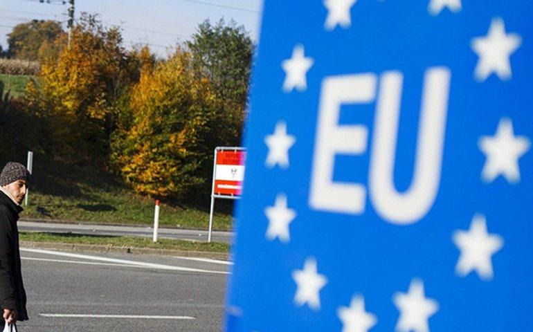 ЄС закриє кордони для українців через сплеск коронавірусу