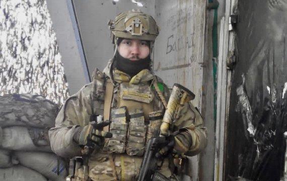 Марків — про життя до Майдану, після Італії та службу на Донбасі
