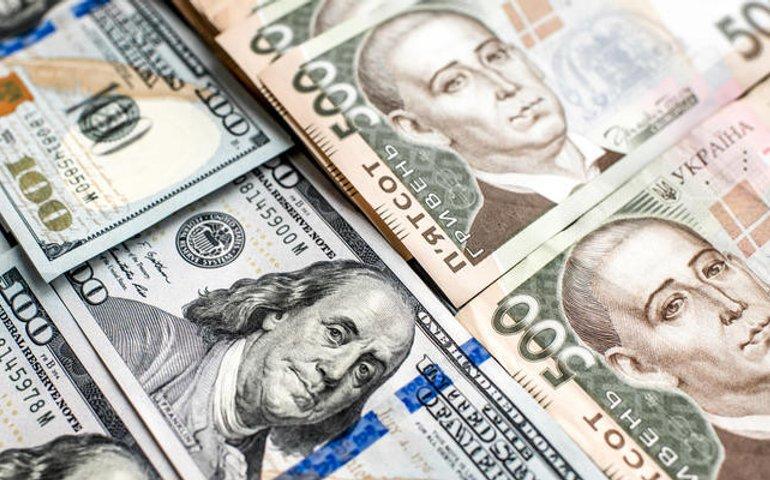 Курс валют. Гривня продовжує міцнішати
