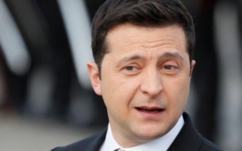 «Странно виглядає, що державне телебачення говорить про тиск держави», — Зеленський про заяву Барчук