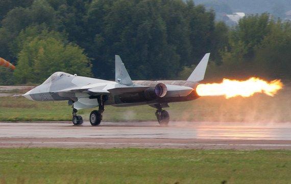 Экспорт Су-57 – пропаганда на уровне фола