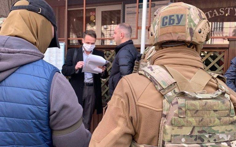 СБУ затримала начальника відділу ДБР за спробу підкупу львівських прокурорів, — ЗМІ