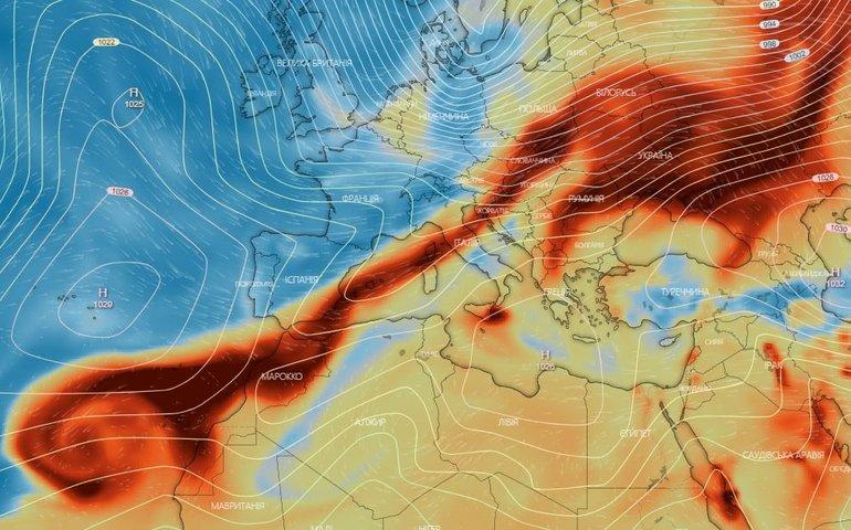 Українців попереджають про можливість кислотних дощів
