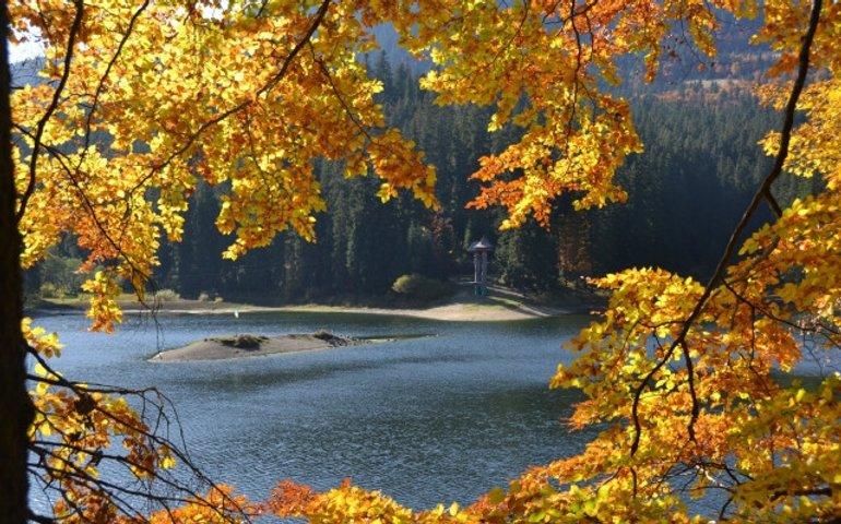 Погода на вихідних 23–24 жовтня: від заморозків до бабиного літа