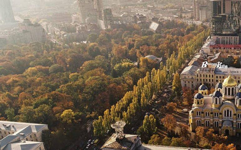 Температурний рекорд у Києві: ніч на 22 жовтня була найтеплішою за 141 рік спостережень