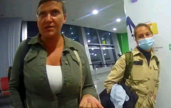 Лишить Надежду Савченко звания Герой Украины