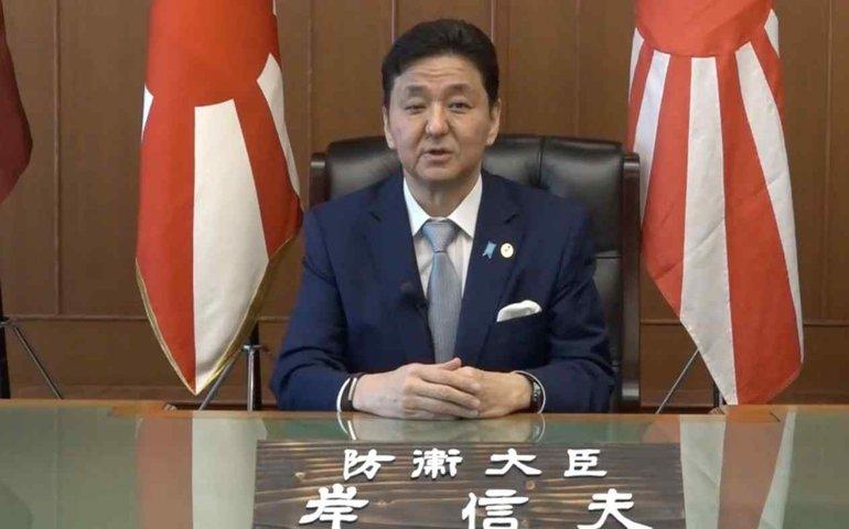 Китай може окупувати Тайвань за кримським сценарієм, — міністр оборони Японії