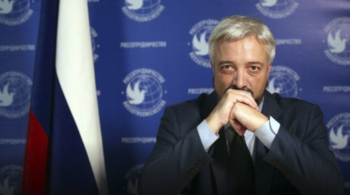 Глава Россотрудничества Евгений Примаков