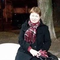 Антонова Марина
