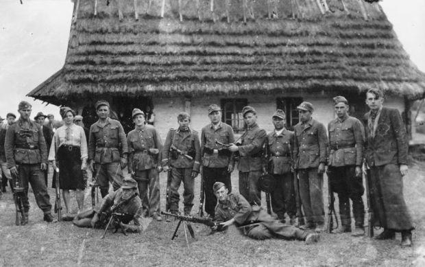 Українські повстанці, 1944 рік