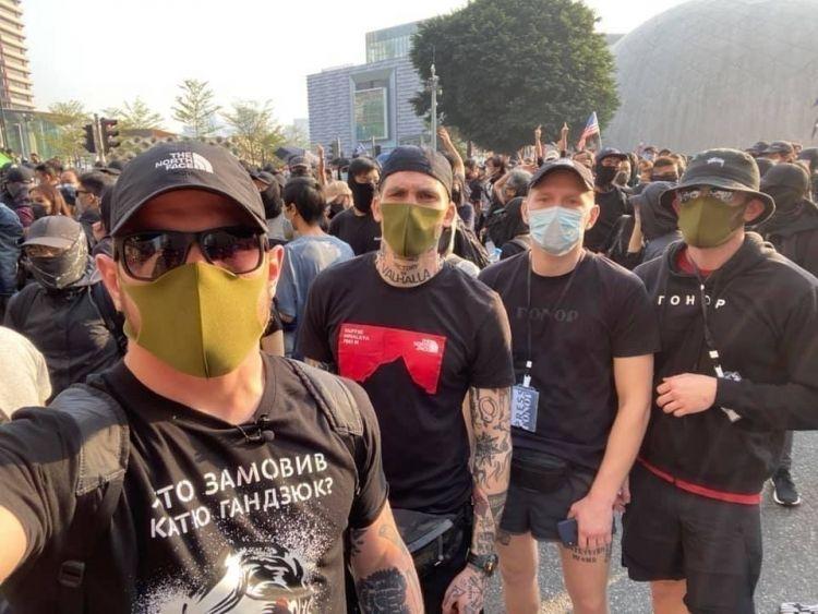 Украинцы Гонконга