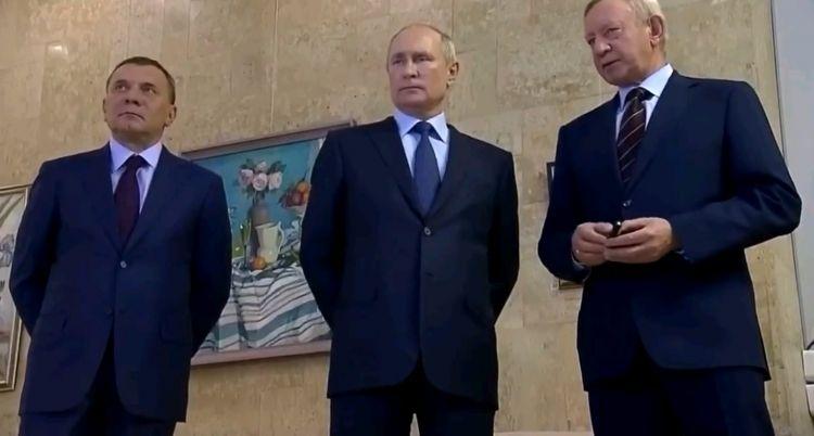 Путин в Сарове