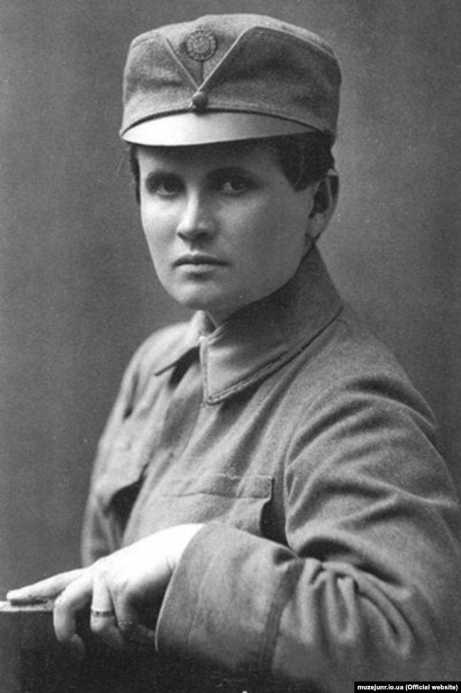 Десятник УСС Ганна Дмитерко (1893–1981)