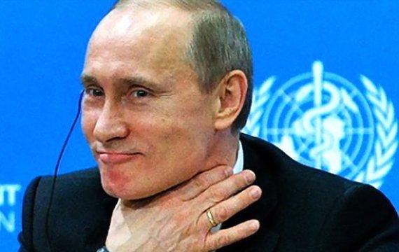Месть Путина. Совсем не страшно?