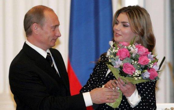 Путин в цветочек