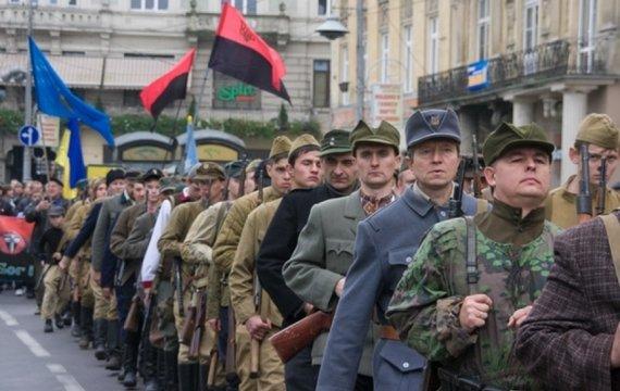 ОУН-УПА и их роль в борьбе с фашистской Германией