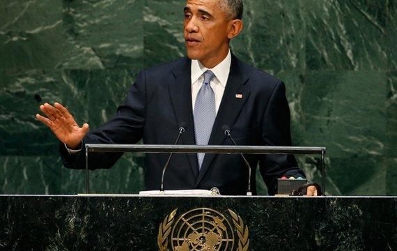 Самая важная часть выступления Обамы в ООН