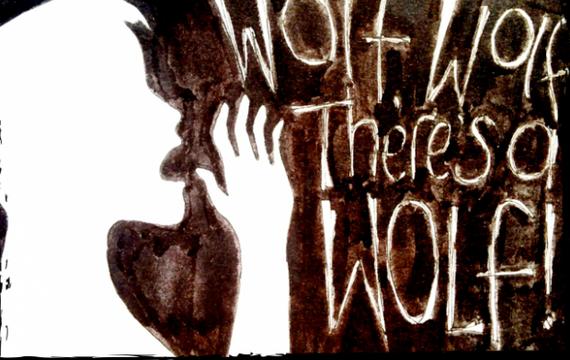 Притча «Мальчик и волки»