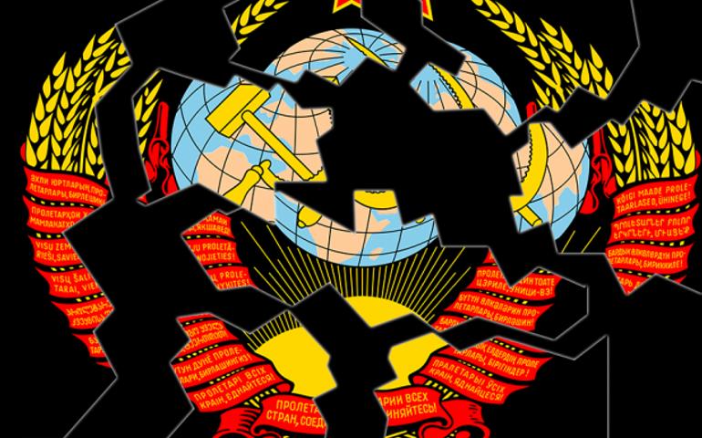 Почему развалился Советский Союз: история гимна как пример работы плановой экономики