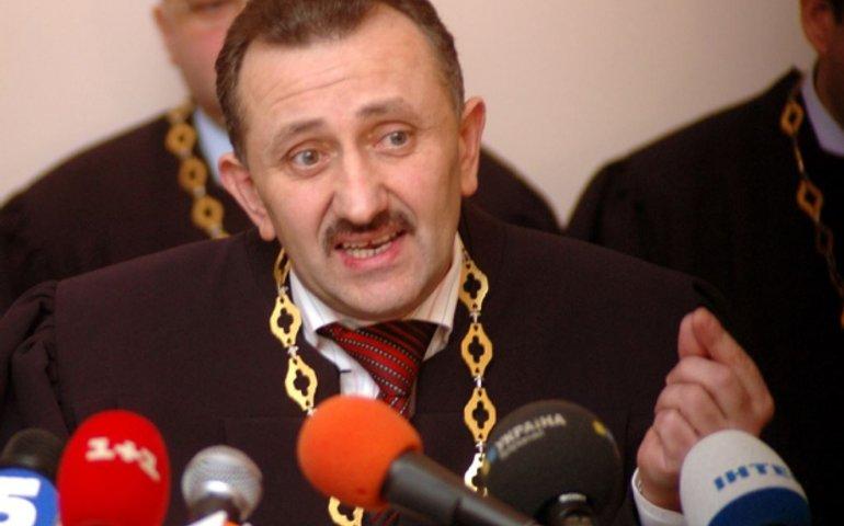 Судейский Майдан