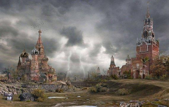 Украинский мир против русского