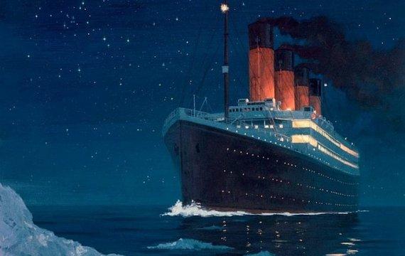 Изгнание с «Титаника»