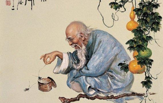 Казочка про монаха Ченя та святого Ву