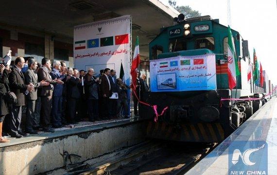 Убийца Транссибирской магистрали прибыл в Иран!