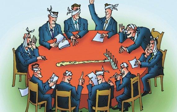 Безвідповідальний суверенітет України над впровадженням реформ