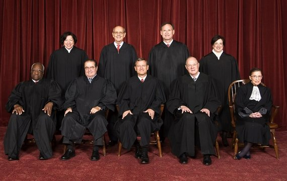 Решение Верховного суда США об однополых браках, или Гомофобам обязательно к прочтению