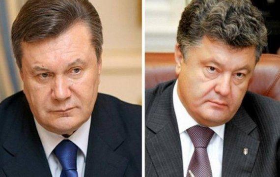 Чи далеко режим Порошенка втік від режиму Януковича?