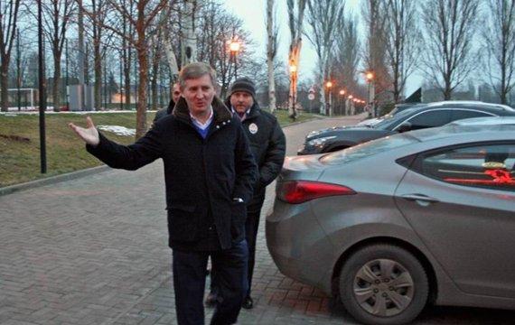 Приговор. Ахметов прощается с Донбассом
