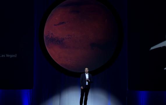 Космогид: Илон Маск на астронавтическом конгрессе 2016