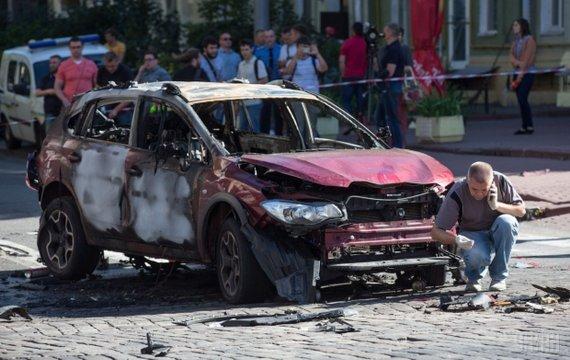 Вбивство Павла Шеремета: що ми знаємо через три місяці потому?