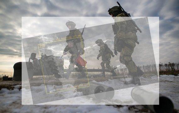 В Новоазовске найдена база оккупационных войск РФ и скопление САУ