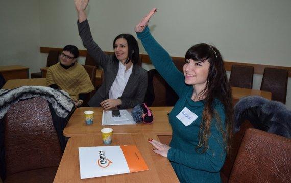В Киеве собралась группа педагогов, готовых обучать самих себя