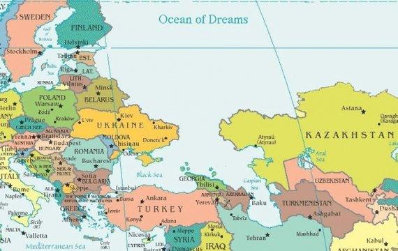 Вселенский заговор против России: Бог в сговоре с украинцами!)))