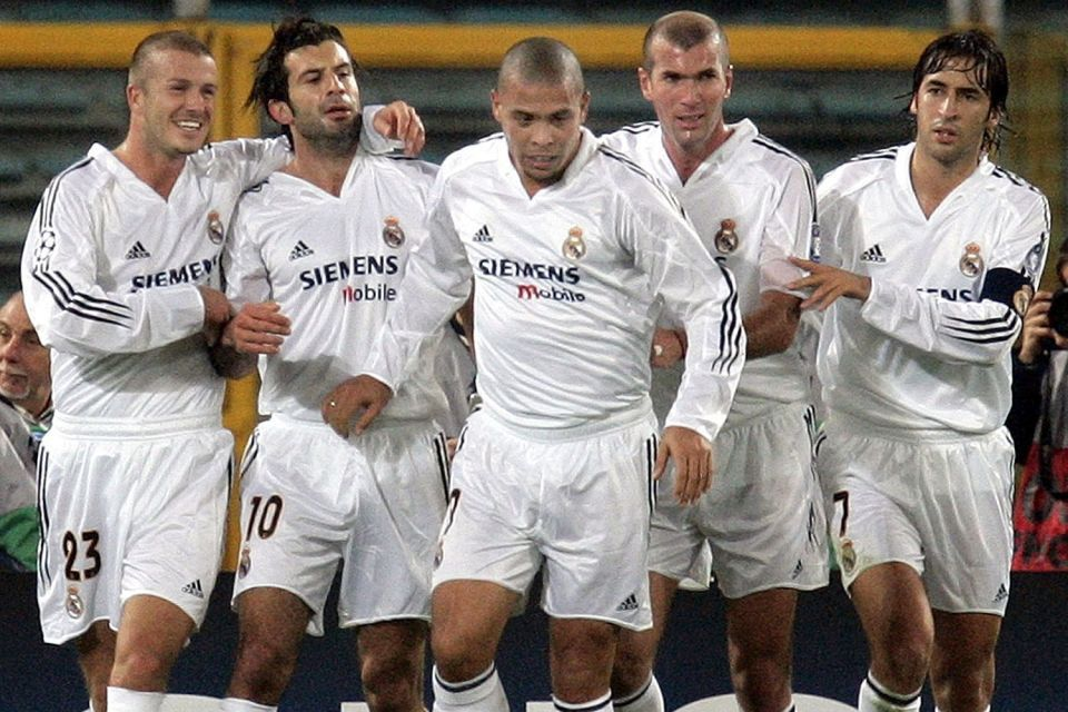 """The Galacticos Project — Part I. When Luis Figo did the unthinkable and… 