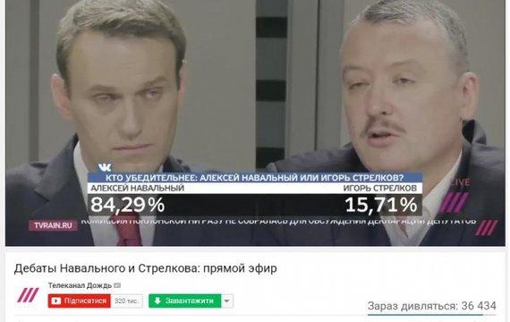 Навальный и Гиркин согласились: Украину нужно уничтожить ради «объединения земель великой империи»