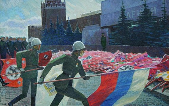 Российская Федерация: На официальное объявления войны у нас духу не хватило.