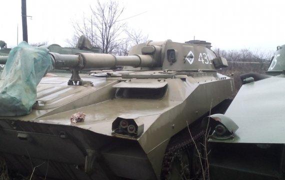 Про артиллерийские «трофеи», которые не из шахт Донбасса