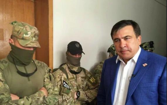 Казус Саакашвили. Или человек-идея