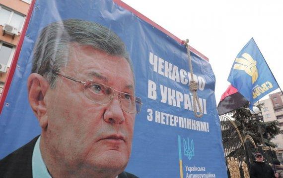 На Януковича в Україні чекає шибениця?