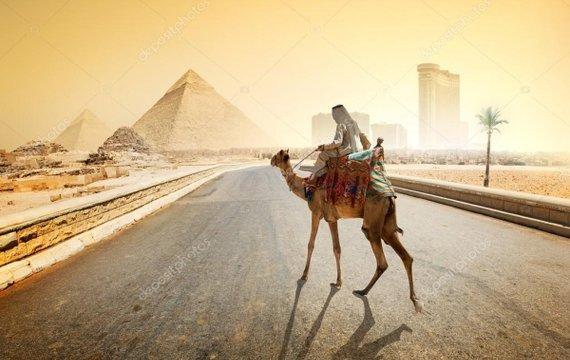 Путь бедуина.
