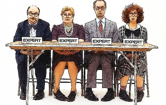 Эксперты vs иксперды, или как отличить одних от других