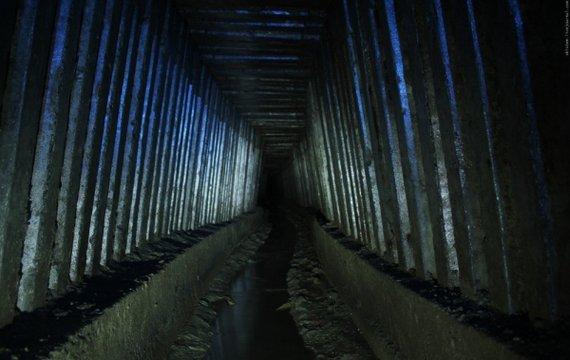 ДШС «Аскольдова». Репортаж из киевского подземелья
